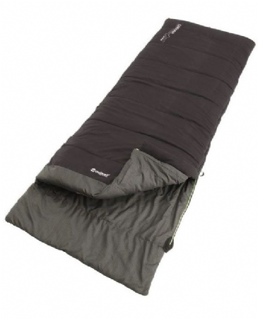 Outwell Celebration Lux Black Single Sleeping Bag